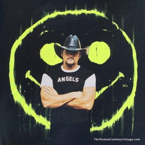 TIM MCGRAW CONCERT SHIRT 2004 Out Loud Tour Country Music MEDIUM 3