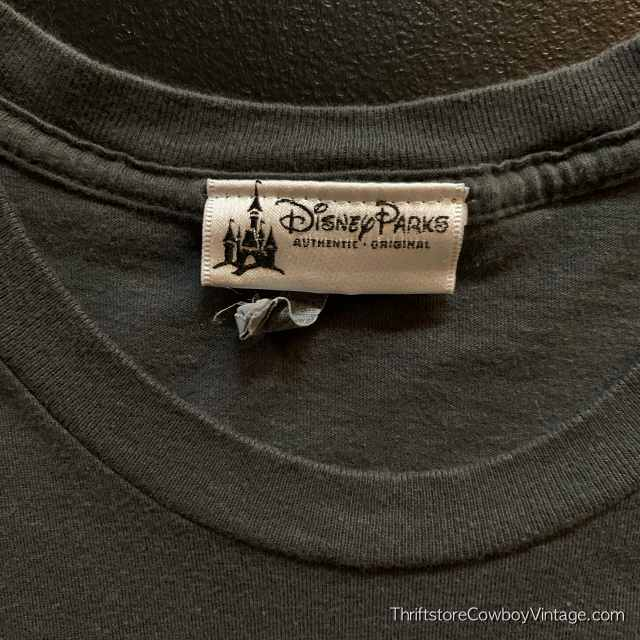 SPACE MOUNTAIN T-SHIRT Authentic Disney Parks SMALL 5