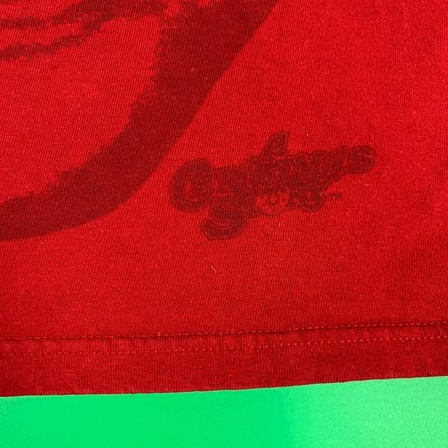 CHRISTMAS STORY MOVIE T-SHIRT Ralphie Glasses Red MEDIUM 5