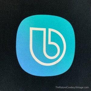 SAMSUNG BIXBY T-SHIRT Virtual Assistant Promo Tech AI SMALL