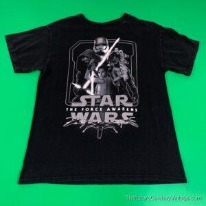 STAR WARS T-SHIRT Force Awakens MOVIE MEDIUM