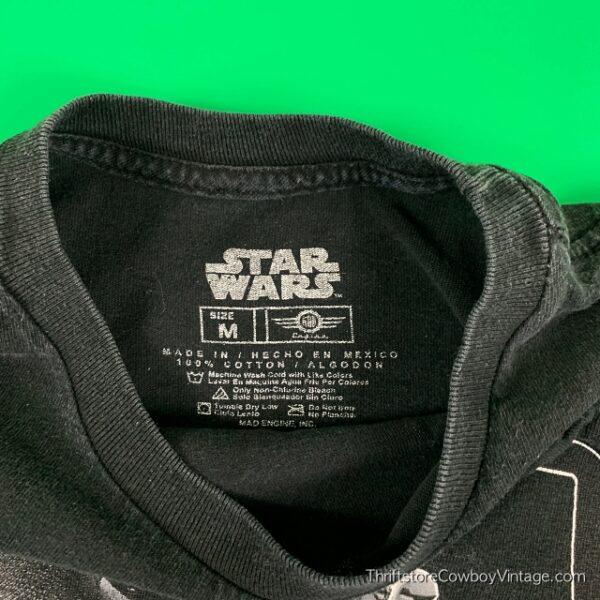 STAR WARS T-SHIRT Force Awakens MOVIE MEDIUM 4