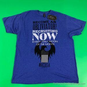 Fantastic Beasts T-Shirt NWT Loot Crate XL