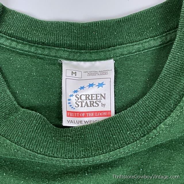 Vintage 90s O'CONNORS PUB T-Shirt Clare Ireland Authentic MEDIUM 9