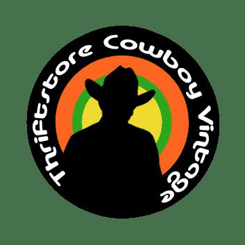 Thriftstore Cowboy Vintage