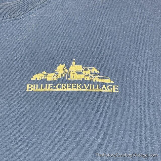2000s CIVIL WAR DAYS T-SHIRT Billie Creek Village Indiana XL 5