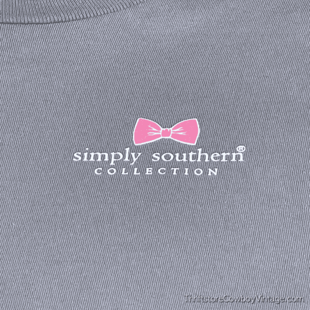 SIMPLY SOUTHERN COLLECTION T-SHIRT SMALL 6